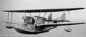Hall XP2H - Image: Hall XP2H 1 in Flight