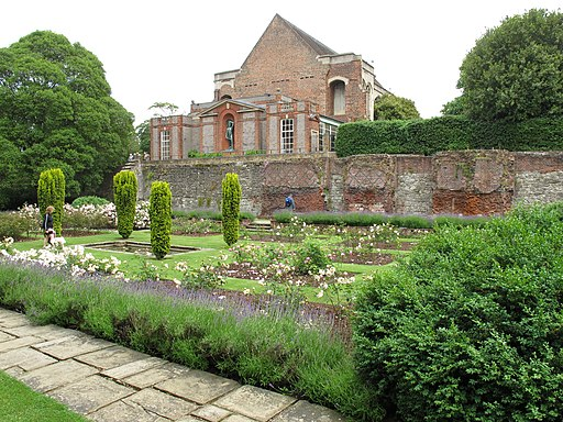 Hall of Eltham Palace from rose garden-geograph-3539985-by-David-Hawgood