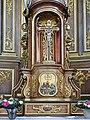 Ham-en-Artois Église Saint-Sauveur le tabernacle PM62000774.jpg