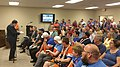 HamCo hearing 2017-09-27 - Todd Portune and crowd with FC Cincinnati supporters (25987372158).jpg