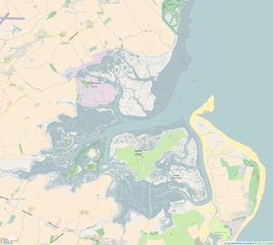 Hamford Water - Image: Hamford Water