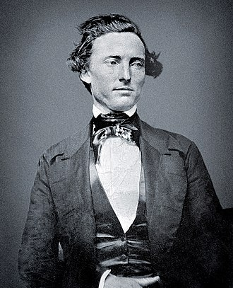 Samuel Colt - Samuel Hamilton Walker (1817–1847).