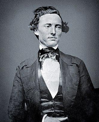 Samuel Hamilton Walker - Samuel Hamilton Walker, circa 1846