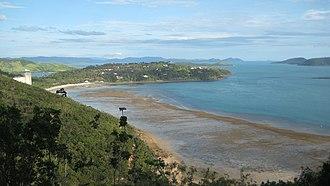 Hamilton Island (Queensland) - Low tide, 2011