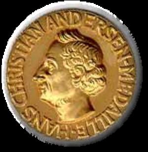 Hans Christian Andersen Award - Image: Hans Christian Andersen Medal