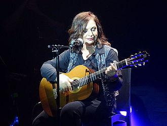 Haris Alexiou - Haris Alexiou performing in 2014