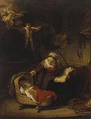 Harmensz van Rijn Rembrandt - Святое семейство - Google Art Project.jpg
