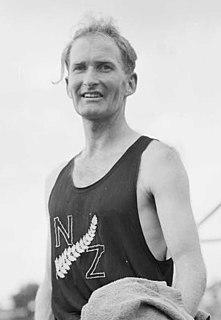 Harold Nelson (athlete) New Zealand long-distance runner