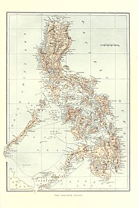 63258a466a0c Map of the Philippines from