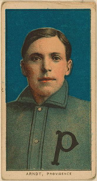 Harry Arndt - Harry Arndt in 1910
