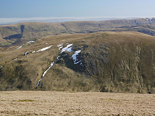 Hart Side mountain in United Kingdom
