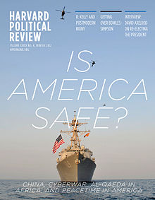 Harvard Political Review - Winter 2012.jpg