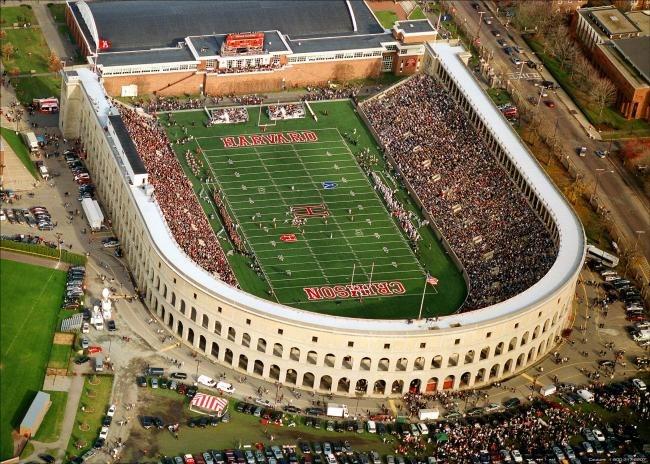 Harvard Stadium - 2006 1