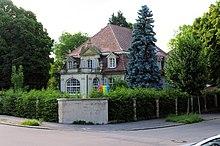 Villa Freiburg warenhaus s knopf