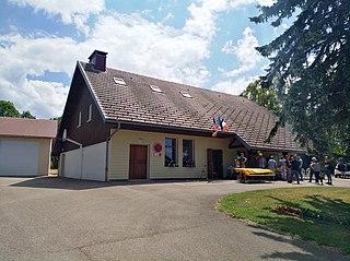 Hautecour, Jura Commune in Bourgogne-Franche-Comté, France