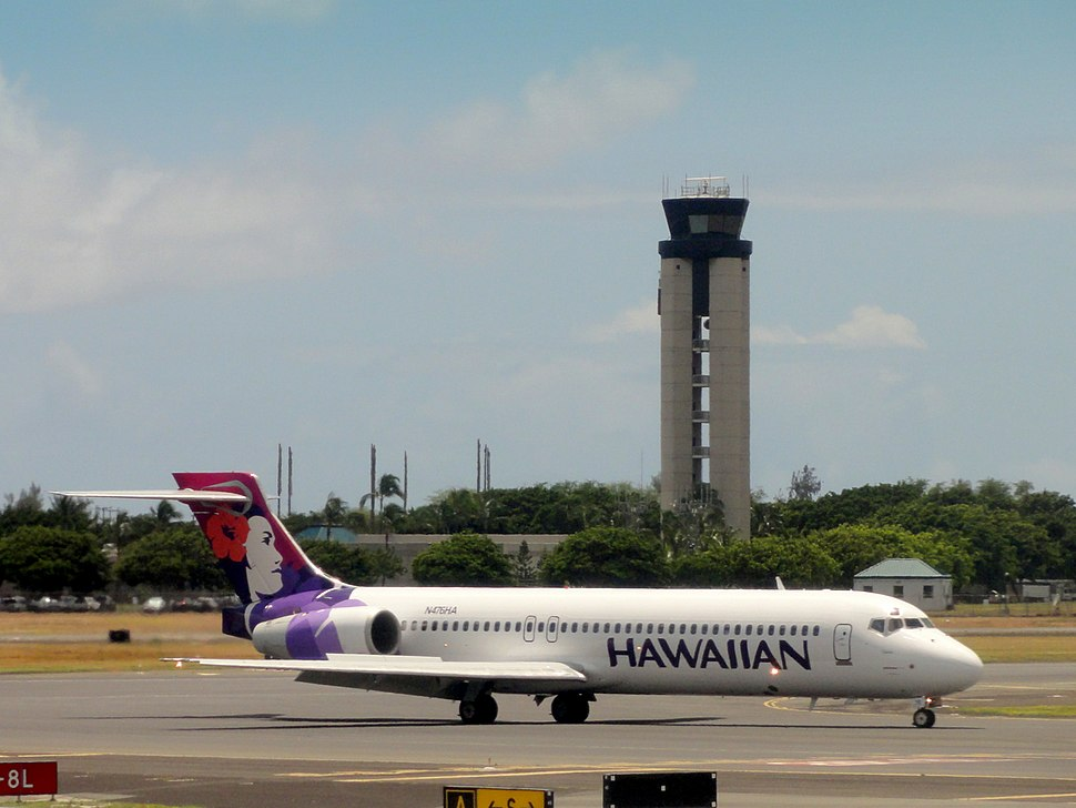 Hawaiian Air 717