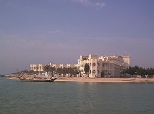 Hawar Islands - Hawar Islands Resort.