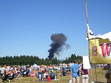 List of air show accidents and incidents in the 21st century