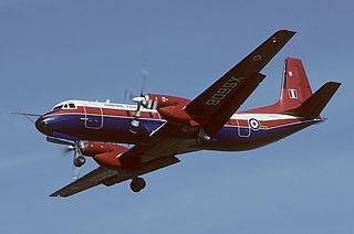 Hawker Siddeley Andover Military transport aircraft series by Hawker Siddeley, later British Aerospace
