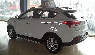 Hyundai Santa Fe - Hawtai Santa Fe (second generation) (China)