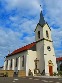 Hazembourg l'église Saint-Étienne.JPG