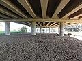 Heijen (Gennep) Zuidereiland, N271 onderkant brug over dode Maasarm.jpg
