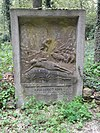 heilig land stichting rijksmonument 523616 bergrede, piet gerrits, relief 1