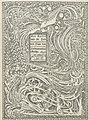 Heinrich Vogeler Hugo von Hofmannsthal Der Kaiser und die Hexe 1900.jpg