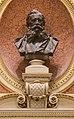 Heinrich von Ferstel - bust in the vestibule of the big ballroom - 2084-HDR.jpg