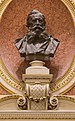 Heinrich von Ferstel - bust in the vestibule of the big ballroom - 2084-HDR.jpg
