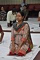Hemlet Guria in Vajrasana - Kolkata 2017-06-21 2410.JPG
