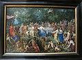 Hendrick van balen, neozze di teti e peleo con apollo e le muse in concerto, 1618, 01.JPG