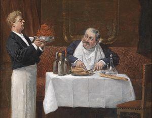 Gourmand - Image: Henri Brispot Gourmand