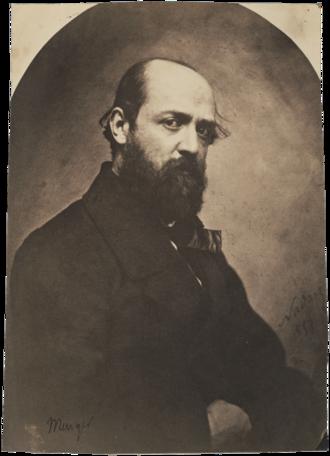 Henri Murger - Henri Murger in 1857