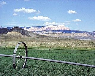 Henrieville, Utah Town in Utah, United States