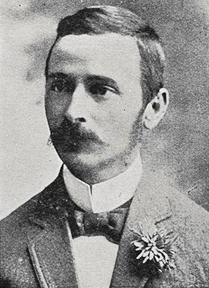 Henry Greenslade - Image: Henry Greenslade, 1905