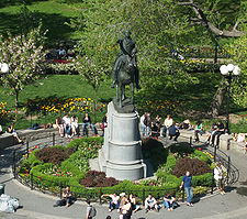 Union Square Park - Attractions/Entertainment, Shopping, Parks/Recreation - E 14th St , at Union Square West, New York, NY, 10003, US