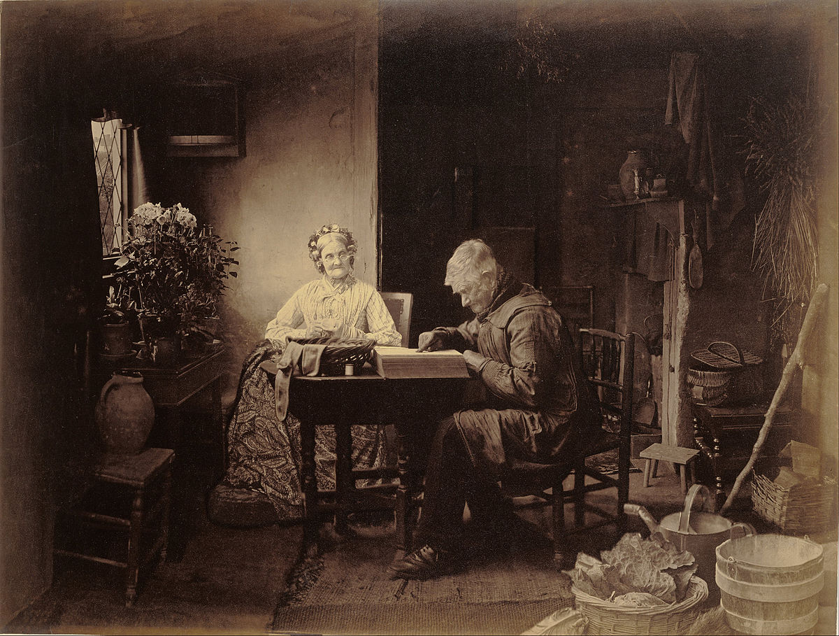 combination printing henry peach robinson Peter henry emerson's 'naturalistic' approach made him an  leading 'art'  photographers of the day, including oscar rejlander (1813-75) and henry peach  robinson (1830-1901), perfected methods of 'combination' printing.