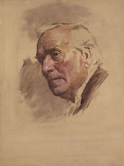 Herbert Henry Asquith, 1st Earl of Oxford and Asquith by Sir James Guthrie