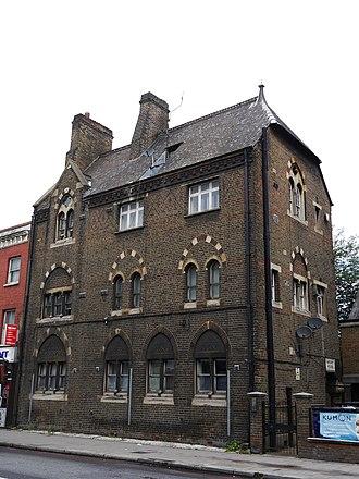 Herbert House, Kennington - Herbert House