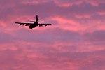 Hercules welcomes Swansboro sunrise 150309-M-PJ332-001.jpg