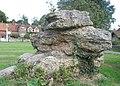 Hertfordshire Puddingstone, Lee, Buckinghamshire - geograph.org.uk - 1492773.jpg
