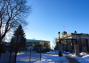 Hespeler, Ontario - Image: Hespeler Forbes Park