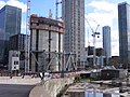 High rise construction London Docklands E14 - 32978433380.jpg