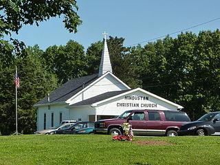 Hindustan, Indiana Unincorporated community in Indiana, United States