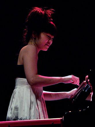 Hiromi Uehara - Moers Festival 2007