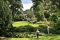 Hodnet Hall gardens and tearoom - geograph.org.uk - 293747.jpg