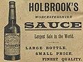 Holbrook's Worcestershire Sauce (1902 ad).jpg