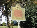Holly Court Historical Marker.JPG