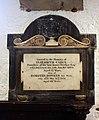 Holy Trinity Church, Kendal, Cumbria - Wall monument - geograph.org.uk - 929682.jpg